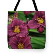 Seattle Blooms  Tote Bag