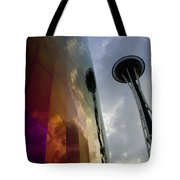 Seattle Emp Building 12 Tote Bag