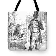Secession Crisis, 1861 Tote Bag
