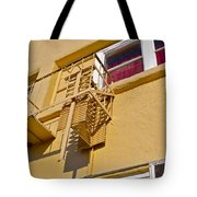 Second Floor Tote Bag