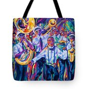 Second Line Tote Bag
