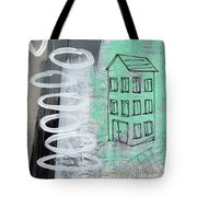 Secret Cottage Tote Bag