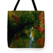 Secret Horse Creek Tote Bag