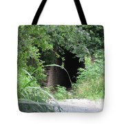 Secret Passage Way Tote Bag