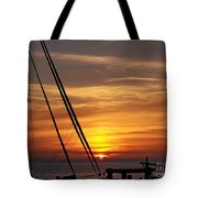 Secure For The Night Tote Bag