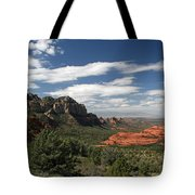 Sedona Arizona Vista Tote Bag