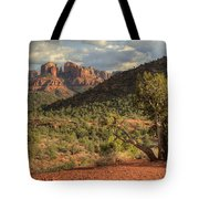 Sedona Red Rock Viewpoint Tote Bag