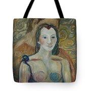Seduction Tote Bag by Avonelle Kelsey
