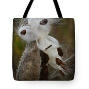 Seed Face Tote Bag