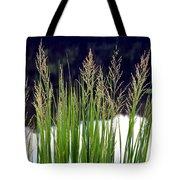 Seedy Grass Tote Bag