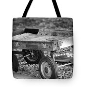 Seen Better Days Tote Bag