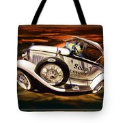 See's Car Tote Bag
