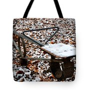 Seesaw Tote Bag