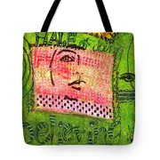 Self-assurance Tote Bag