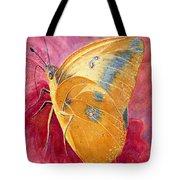 Self Esteem Butterfly Tote Bag