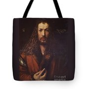 Self Portrait  Durer Tote Bag