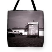 Self Service- Winnsboro Road- La Hwy 15 Tote Bag