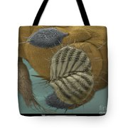Sem Of A Fruit Fly Mouth Tote Bag