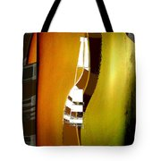 Semiformal Tee Shirt And Tie Tote Bag