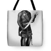 Seneca Man, 1851 Tote Bag