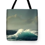 Sennen Surf Seascape Tote Bag