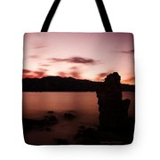 Sentinel Of Mono Lake Tote Bag