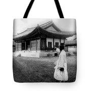 Seoul Korea - Imperial Palace - C 1904 Tote Bag