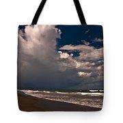 September Beach Tote Bag