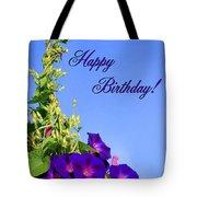 September Birthday Tote Bag