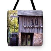 September's Grist Mill Tote Bag