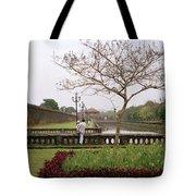 Serene Hue Tote Bag