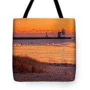 Serenity Beach Tote Bag