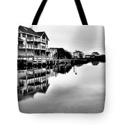 Serenity On The Sound Tote Bag