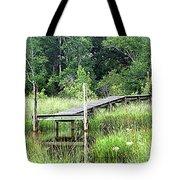 Serenity Pier Tote Bag