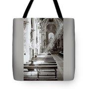 Zen Of Prayer Tote Bag
