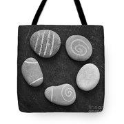 Serenity Stones Tote Bag