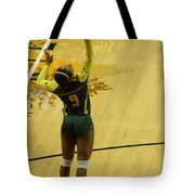 Serving The Match Tote Bag