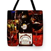 Serving Time Tote Bag