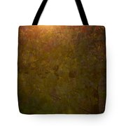 Setting In The Vines Tote Bag