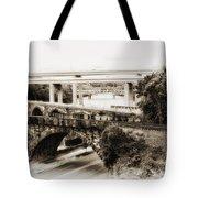 Seven Bridges View Tote Bag