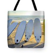 Seven Surfboards Tote Bag