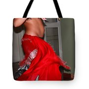 Sexy Belly Dancer Tote Bag