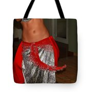 Sexy Dancer Tote Bag