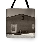 Shaded Adobe Tote Bag