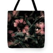Shaded In The Evening Tote Bag