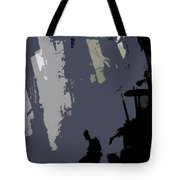 Shades Of Gray Tote Bag