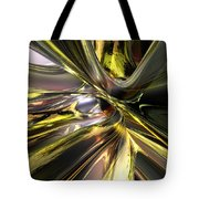 Shadow Abstract Serenity T Fx Tote Bag