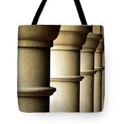 Shadow Columns  Tote Bag