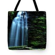 Shadow Falls II Tote Bag