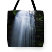 Shadow Falls Tote Bag